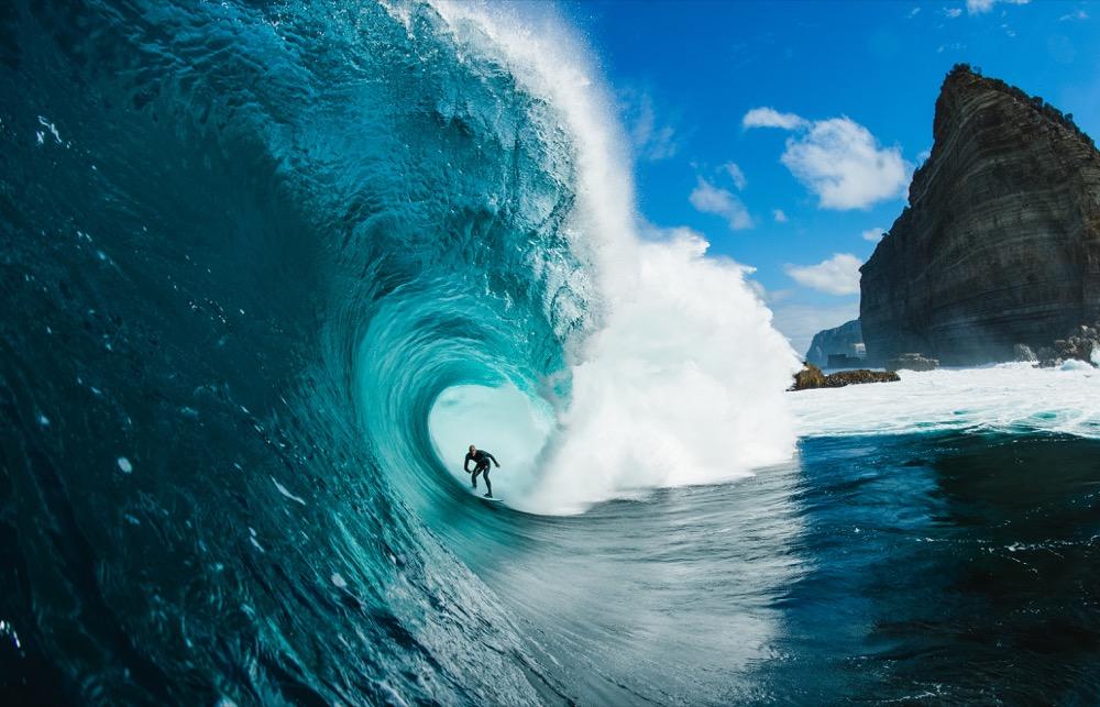 Stu Gibson y Chippa Wilson obtuvieron los Premios Nikon Surf Photo and Video of the Year 2019.