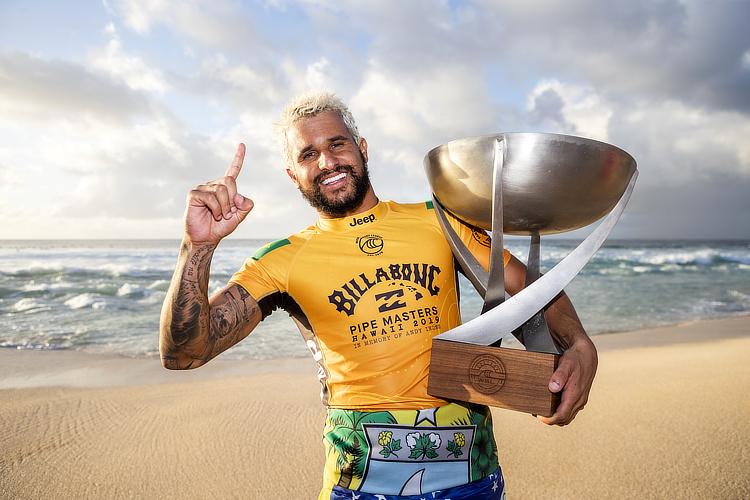 Entrevista Italo Ferreira campeón mundial CT de la World Surfing League