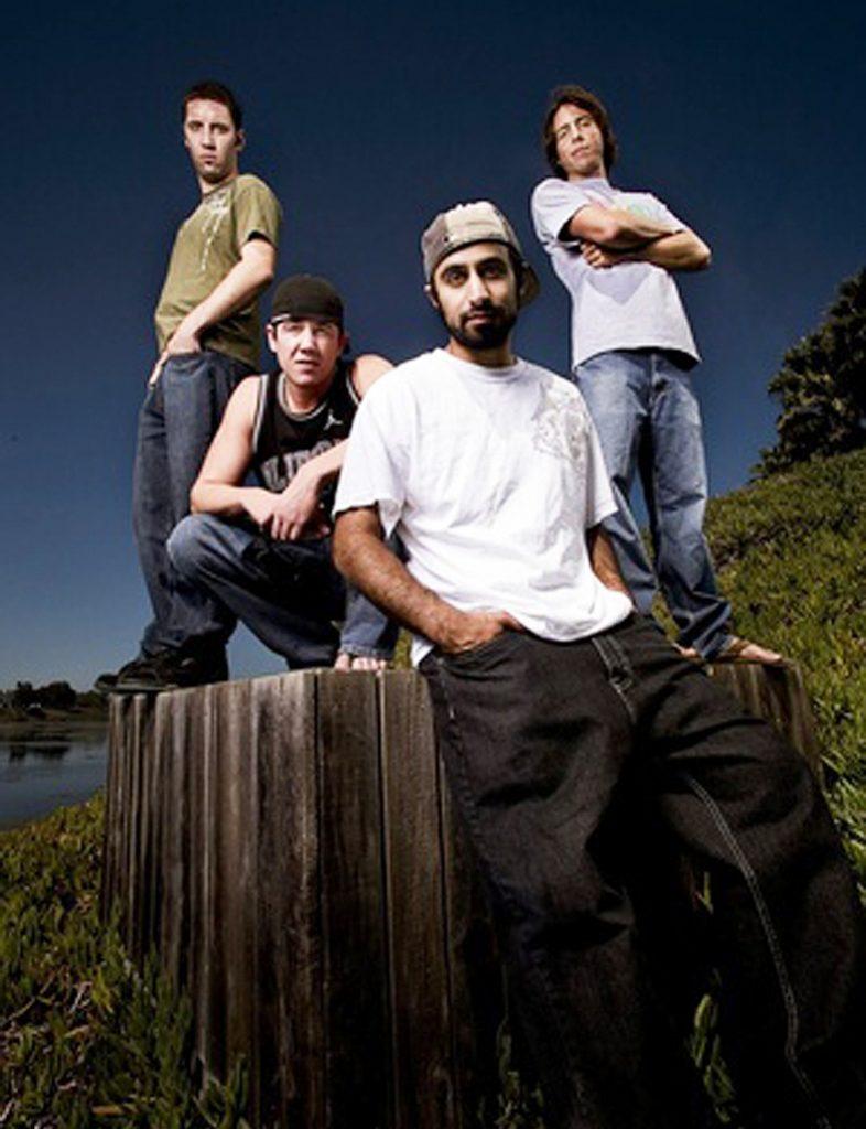 Rebelution Reggae Band
